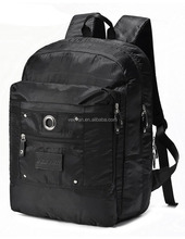 well promotion high quality new design smart casual backpack for business