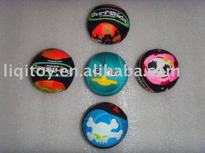 colorful wholesale toy flat ball