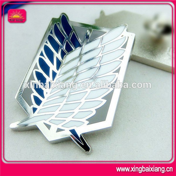 exquisite popular grill genesis wing badge wholesale cheap