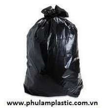 LDPE/HDPE plastic bags Garbage bag loose bag on roll 47x 59cm, 28 microns