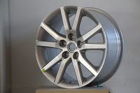 17 18 inch car wheels alloy rims for Chevrolet made in china