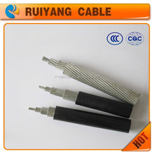 Overhead XLPE Insulated twisted aluminum cables Aerial bundle cable