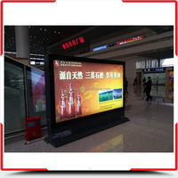 High-ranking trade assured snap frame led light box
