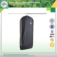 Factory price travel garment bag for suits wholesale online