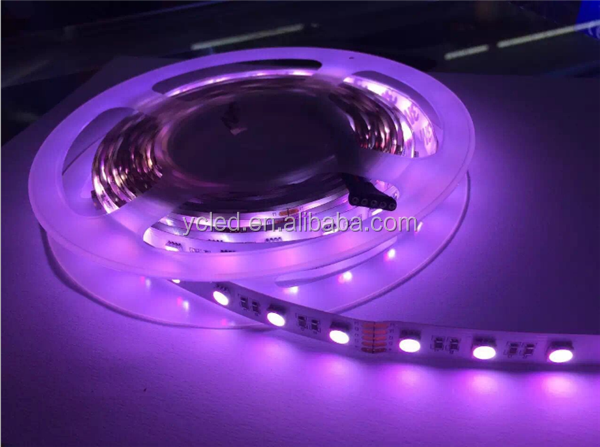 RGBW LED Strip Lights 24V LED Tape Light w/ White and Multicolor LEDs