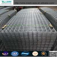 Factory professional hot sale high quality and fairest price Security Steel 3x3 Galvanized Cattle Welded Wire Mesh Panel