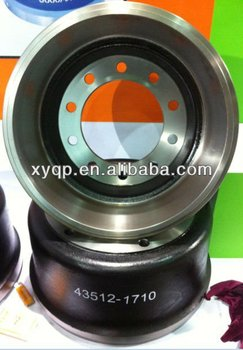 Brake drums (For business cars and trucks)