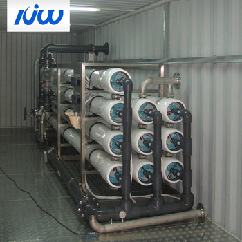 Container Water Plant Domestic Reverse Osmosis System Treatment Suppliers Directory Project