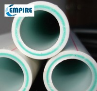 PPR pipe fittings for health drinking water supply