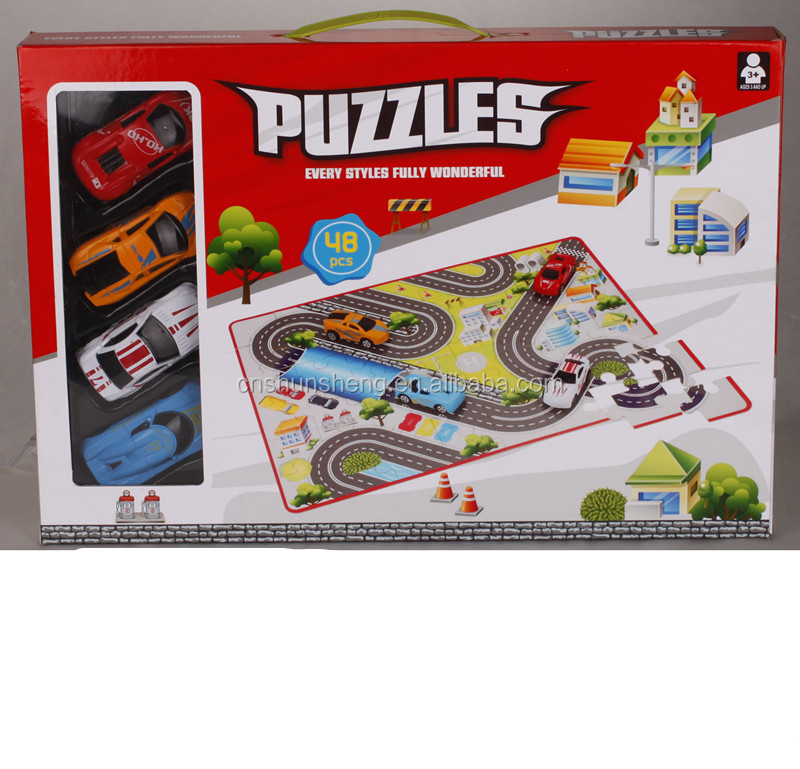 2016 HOt Hot Factory railway freight cars for sale,slot car racing sets