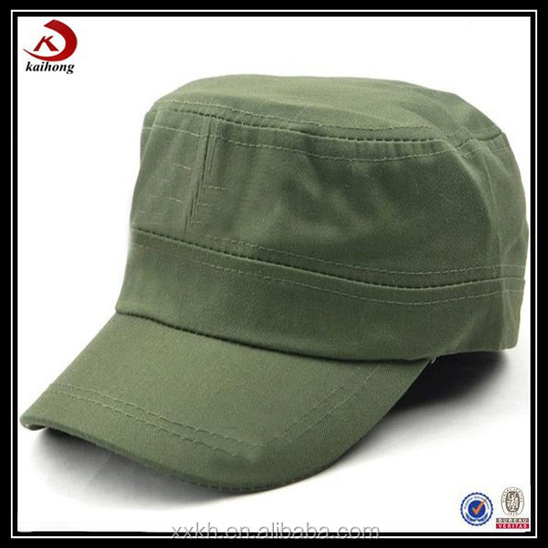 Promotional high quality 100% cotton military hard hat