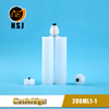 200cc epoxy resin empty double caulking tubes
