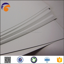 2015-new product Duplex Board Grey Back Paper for Milk Box