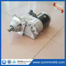 Favorable prices heavy equipment parts for Cummins 6BT motor starter 3863128,truck engine parts starter motor