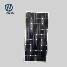 China photovoltaic solar panel 120 watt mono solar pv modules with CE