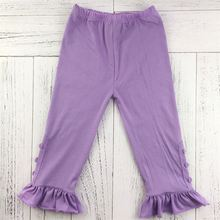 New arrival super quality smart girls baggy cargo pants