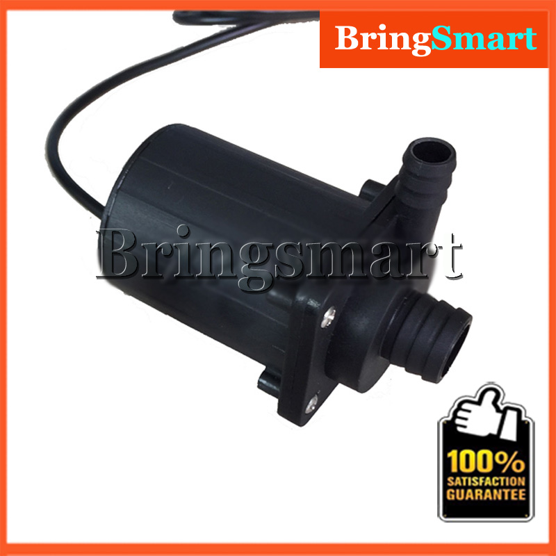 12V DC Brushless Electric Submersible Motor Mini Water Booster Pump