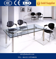 Coffee Table Top Clear tempered Glass With High Quality