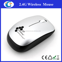 mini type personalized wireless optical mouse