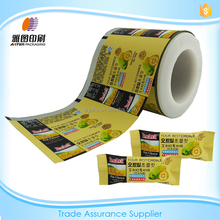 Cold seal/Plastic film roll/Chocolate bar /food /Packaging