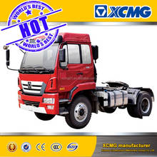 XCMG Official mini 4x2 wheeler Tractor Trucks for sale Trailer Head Price NXG4160D4ZA