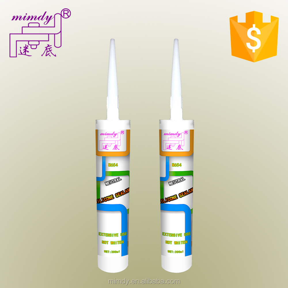China manufacture silicone sealant price/acetic cure silicone