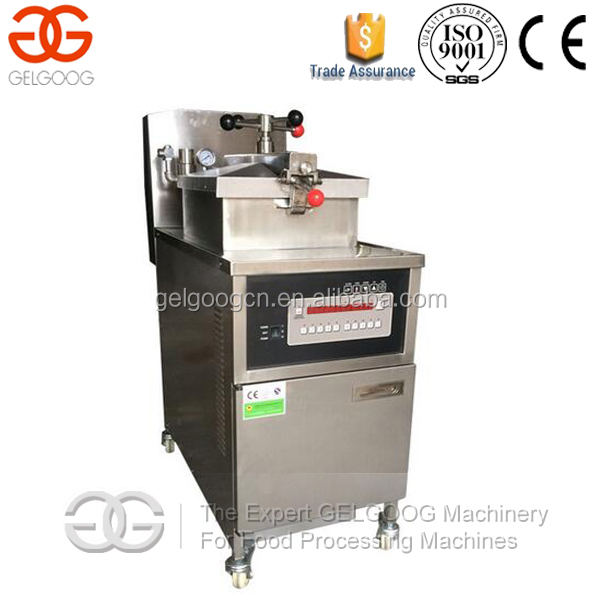 Gas Model Chicken/Duck Pressure Fryer|Deep Fryer Machine|Henny Penny KFC Chicken Pressure Fryer