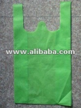 Non Woven Bags used as a shopping bag, advertisement bag
