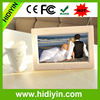 10.1 inch network lcd advertising media player high quality WIFI chinese hot video free download digital photo frame