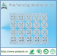 High quality customized lighting round pcb board made in China aluminium pcb supplier