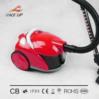 ERP Approval Classic Speed Control Cyclone Sofa Cleaning Machine