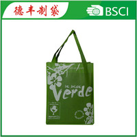 Manufacturer wholesale eco non woven fabric tote bag