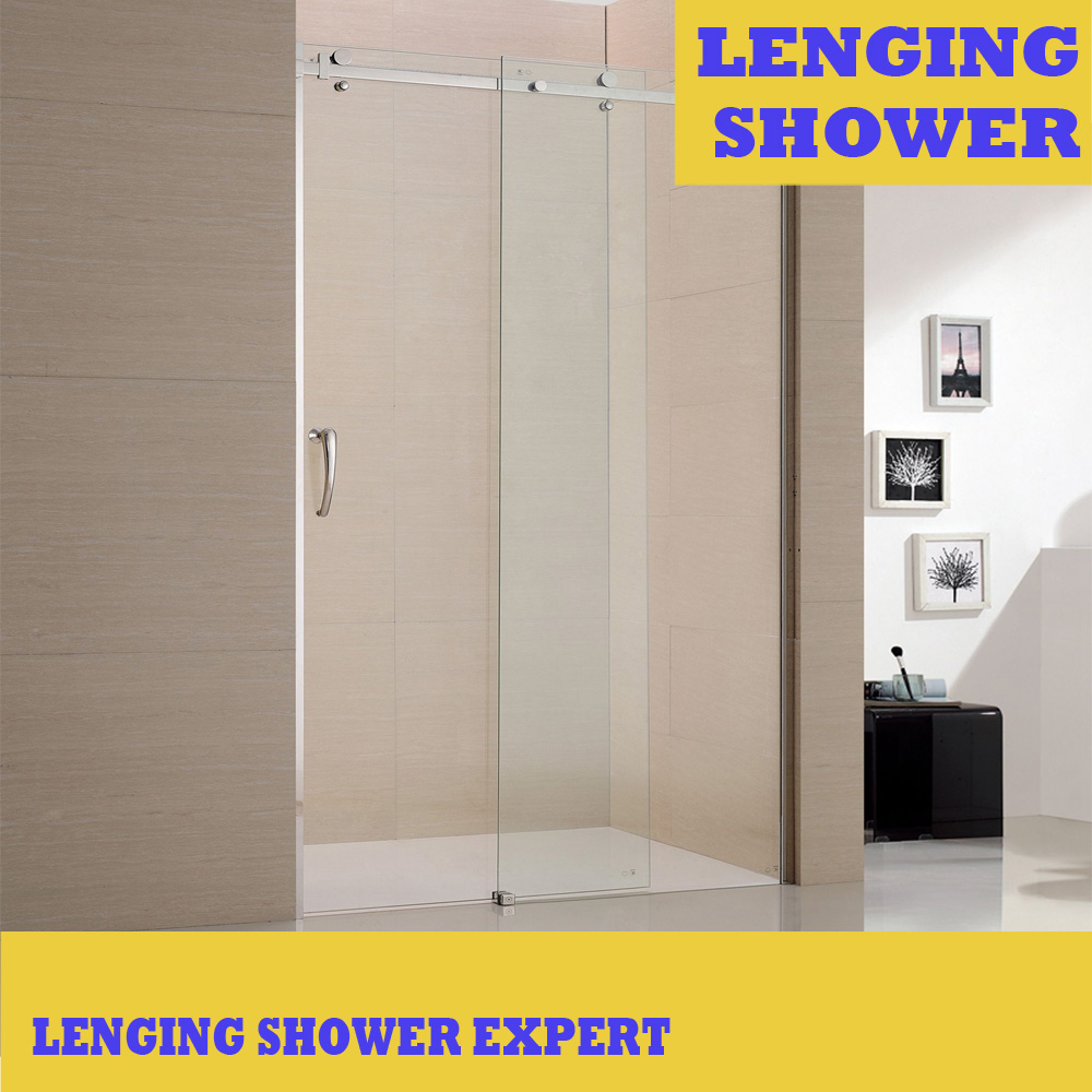 Best-selling bs6206 glass shower screen accessories