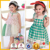 Lacework factory outlet children clothing chinese popular one piece baby girl frocks