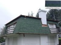 colorful laminated asphalt roofing shingles prices, China roofing tiles