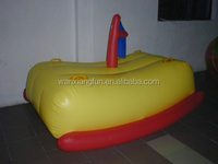 2015 new hot sellilng inflatable plastic boat