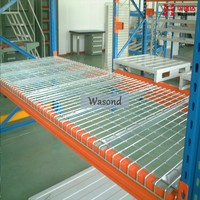 high quality cold rolled steel Wire Pallet Rack for kinds of storage