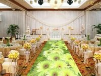 Night Club Decoration / New Wedding Decor with interactive projection system