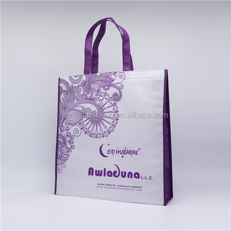 LS-NW006 new design non-woven polypropylene tote bag