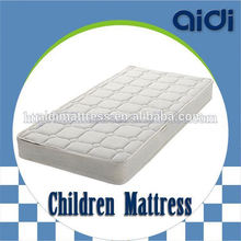 Topper KIDS Chirdren Play Pads, Baby Cot Bonnell Spring Coil Mattress With Zip KID-1401
