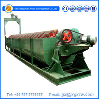 Gold Recovery Equipment Spiral Classifier For Sand Washing
