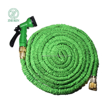 Custom New Arrival 50FT Bestseller Garden Hose Expandable With Cut Off Magic Show