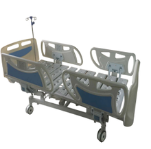 5 function electric hospital bed(color screen)