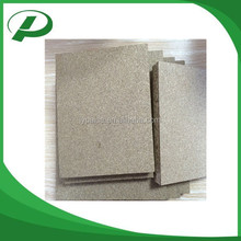 Water resistant particle flakeboard flooring board