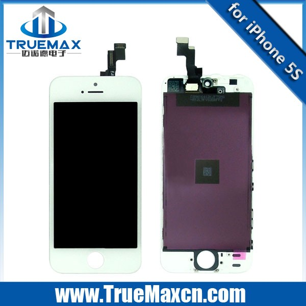 Alibaba Wholesale Mobile Phone Prices In Dubai LCD for iPhone 5S <strong>Screen</strong>