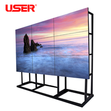 Hot sale factory direct price 3x3 LCD DID videowall hd seamless video wall