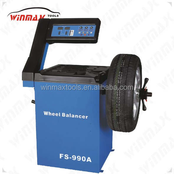 vehicle equipment wheel balancer used