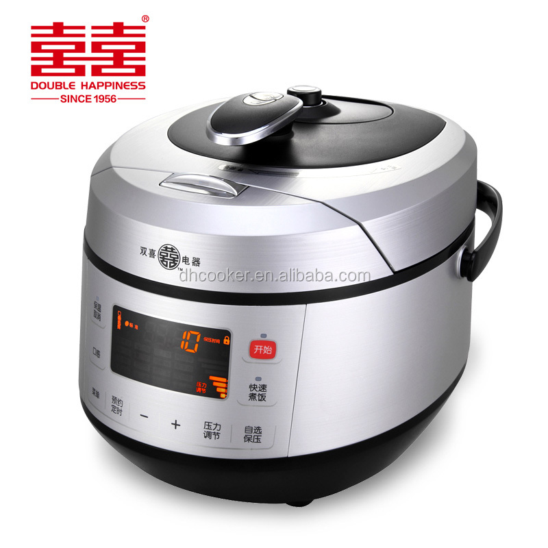 Big multi function electric pressure cooker