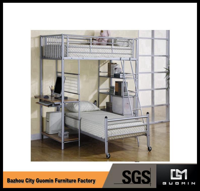 nueva de dos pisos cama de metal marco de la cama-Camas de metal ...