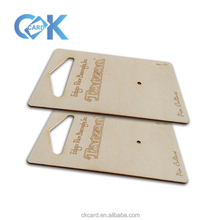 Top grade wooden business cards printing for the laser engraving with best price.
